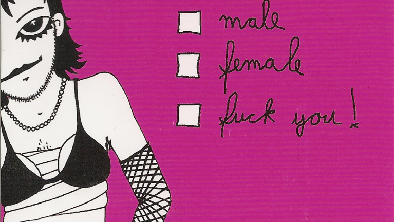 "Image ""male, female, fuck-you"""